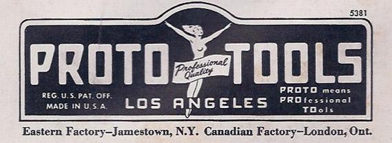 Vintage Proto Logo
